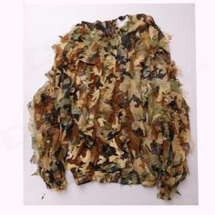 Micai Maple Leaf Disguise Camouflage Suit for Field Survival Game Disguise - Maple Camouflage Price: $50.30