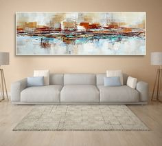Oil Painting Abstract, Abstract Wall Art, Painting Art, Decorating With Pictures, Decoration Pictures, Cactus Wall Art, Panel Art, Wall Canvas, Canvas Art