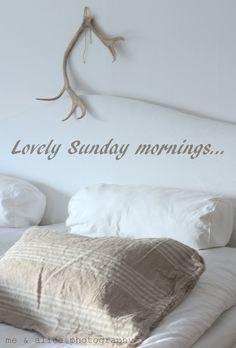 Good Morning Sunday...