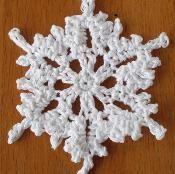 Snowflakes 2014 - via @Craftsy