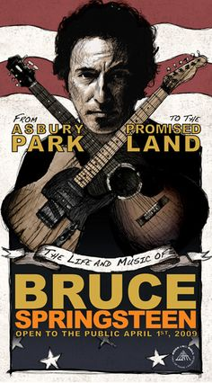 GigPosters.com - Bruce Springsteen