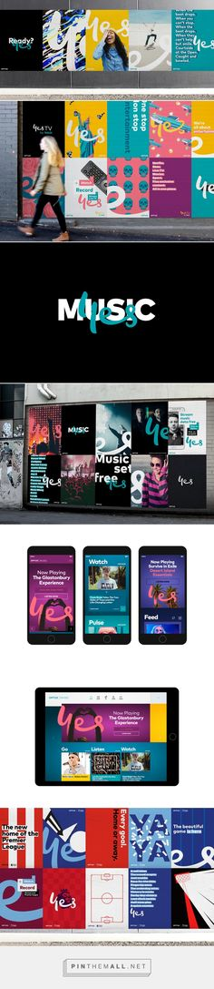 Optus Rebrand on Behance - created via https://pinthemall.net