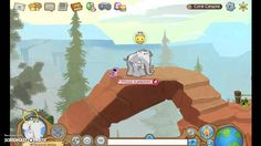 Animaljam wired glicth of my horse