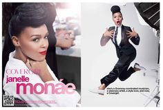 COVERGIRL Janelle Monáe's Vogue Magazine Debut! Get the look with COVERGIRL LipPerfection Lipcolor™ in Hot. http://www.covergirl.com/lipperfectionlipcolor
