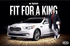Lebron James promocionará los coches de Kia