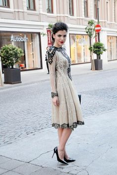 Lace Dresses, don't normally like them but his one's gorgeous!