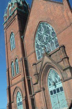 church windows & doors