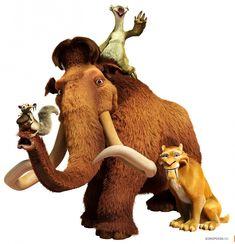 Cartoon Art, Cartoon Characters, Ice Age 4, Ice Age Movies, Best Friends Brother, Blue Sky Studios, Animé Fan Art, Kids Zoo, Dinosaur Train