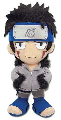 Official Naruto 8″ Kiba Plush By GE Entertainment