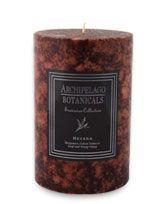 Archipelago Botanicals Havana Candle- one of my all-time favorites- bergamot & tobacco, very masculine, but wonderful..