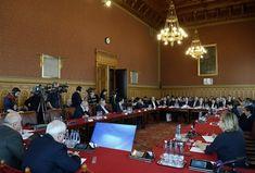 Az összellenzéki pártok politikai elfogultsággal vádolták meg Müller Cecíliát – követelik a menesztését! Monitor, Conference Room, Park, Parks