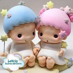 Clown Crafts, Biscuits, Fuwa Fuwa, Diy And Crafts, Arts And Crafts, Clay Baby, Cute Clay, Clay Figurine, Pasta Flexible