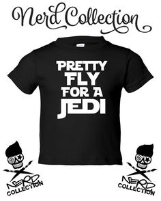 Star Wars Pretty Fly For a Jedi Master Luke by NerdCollection
