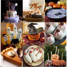 This is the BEST FOOD for Halloween celebration!