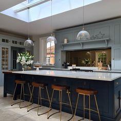Kitchen Pantry Design, New Kitchen, Interior Decorating, Interior Design, Interior Ideas, Eclectic Style, Mid-century Modern, Home Improvement, Cleaning