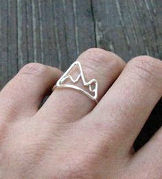 Show off the beautiful mountains of Colorado right on your hand!
