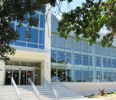 Armacost Library at Eckerd College Eckerd College, College Years, Setting Goals, Higher Education, How To Introduce Yourself, How Are You Feeling, Tours, Mansions, House Styles