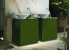 Com design contemporâneo, a linha Cono se adapta aos mais diversos estilos.