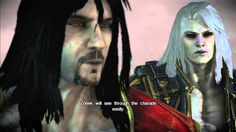 Castlevania Lord of Shadows 2 - Dracula & Alucard Family Reunion