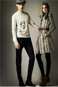 Sfilata Burberry Prorsum London - Pre-collezioni Autunno Inverno 2012/2013 - Vogue