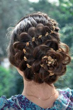 Hair up-do~Love it!!!!!