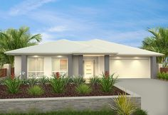 From 241.3m2, 4 Bedrooms, 2 Bathrooms, 2 Car Garage. Modern family living is all…