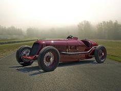 1931 Maserati 8C 2800 Competizione.