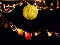 Whimsy fun lights for party