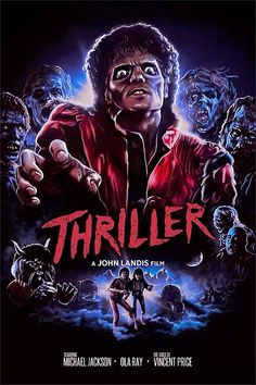 Thriller By Ralf Krause a music video I know but it's cool.