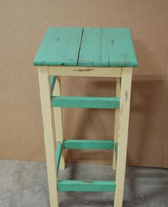 Your place to buy and sell all things handmade Country Chic, Stool, Sisters, Buy And Sell, Plant, Rustic, Boutique, Table, Handmade