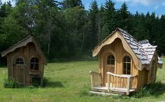 Gorgeous little houses for kids