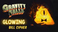 [REUPLOAD] DIY Glowing Bill Cipher Plush Pillow (Free Pattern) Gravity F...