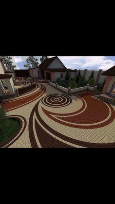 "Receive wonderful suggestions on ""patio pavers ideas"". - Receive wonderful suggestions on ""patio pavers ideas"". Outdoor Patio Pavers, Paver Walkway, Concrete Driveways, Pergola Patio, Backyard Landscaping, Driveway Pavers, Patio Stone, Patio Plants, Concrete Patio"