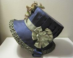 c1815 tree bonnet by The Quintessentia Clothes Peg