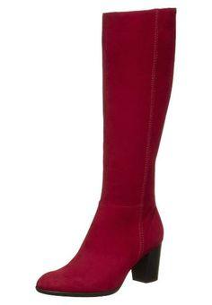 Lamica - ESISKA - Boots - red