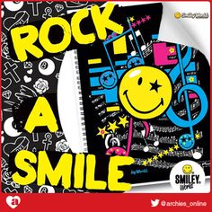 Rock a smile !   #archies #archiesonline #smiley #friends #fun #happy
