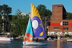 SailArt Floating Gallery 01