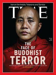 Buddhister kan også springe bomber.