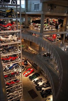 Dream Garage!