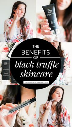 How to get rid of wrinkles naturally with black truffle extract | Truffoire Black Truffle Instant Repair Syringe review |  Truffoire skin care review | black truffle skincare | truffle skincare | Truffoire Review: The Benefits of Black Truffle Skincare by beauty blogger Stephanie Ziajka from Diary of a Debutante