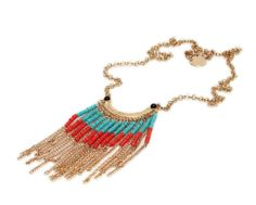 Wild and Free Necklace — Gypsan - Bohemian and Boho Chic Clothing for Women $20