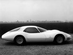1965Alfa Romeo Giulia 1600 Sport Coupe (105) (Pininfarina)