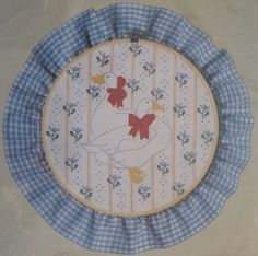 Geese Hoop Picture Counted Cross Stitch Kit 50142 Candamar Vintage 1984 USA for sale online Counted Cross Stitch Kits, Counting, Hoop, Decorative Plates, Stamp, Usa, Pictures, Vintage, Photos