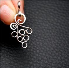 Wire Jewelry Jig Pendants