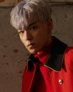 TOP's New Naver Profile Picture