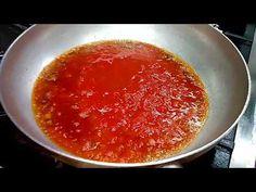 (1) AMATRICIANA... #LAPIZZADIROMA #MATERIAPRIMA #RUFINI - YouTube Spaghetti, Make It Yourself, Amatriciana, Meat, Youtube, Trekking, Beverage, Letter, Food