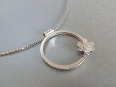 Sterling silver pendant Sterling Silver Pendants, Hoop Earrings, Bracelets, Jewelry, Bangles, Jewellery Making, Arm Bracelets, Jewelery, Bracelet