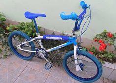 Caloi Cross Extra Light 1983 - Azul
