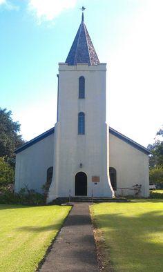 Wainanalua Congregational Church : Hana,  Maui