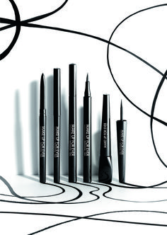 BLACK LINERS / 3 New Eyeliners